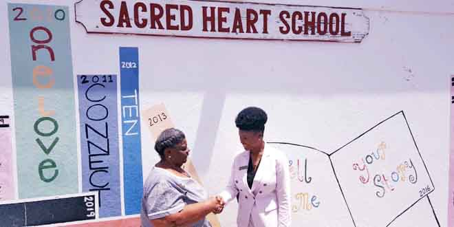 SACRED HEART PRIMARY SCHOOL INVESTS IN T.O.P. PROGRAM FOR TEACHERS AND ASSISTANTS