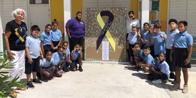 Sacred Heart School celebrates National Down Syndrome Awareness Month