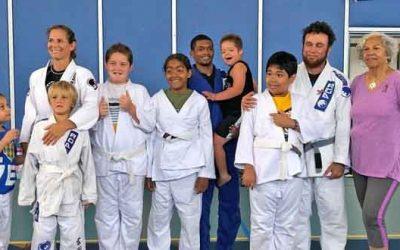 SHS organised a self-defense class